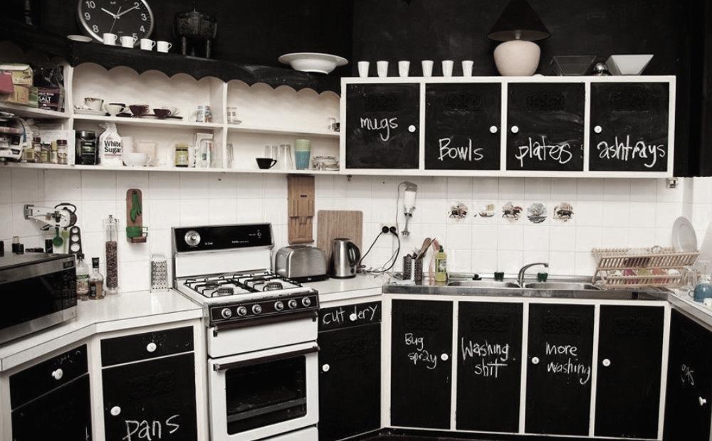 Keukenkasten Schilderen